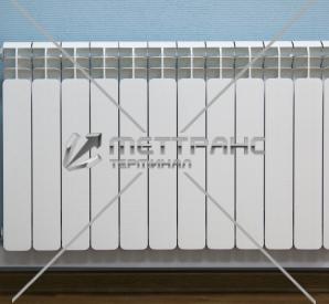 Радиатор биметаллический в Чите